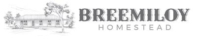 Breemiloy Homestead Hunter Valley Logo